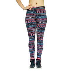 2016 New Arrival Fashion Sexy Geometric Print Leggings Women Leggins Printed Legins; Pants, Fashion, Trouser Pants, Moda, Fashion Styles, Women's Pants, Women Pants, Fashion Illustrations, Trousers