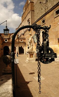Castel Sant'Angelo, Rome. 41°54′11.01″N 12°27′58.61″E