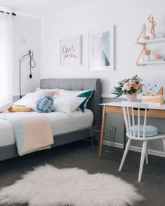 Best Small Bedroom Ideas On A Budget 07