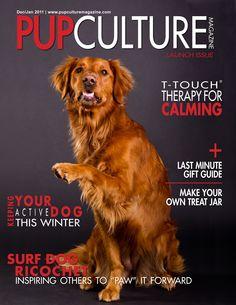 Pup Culture Magazine, December 2011/January 2012,