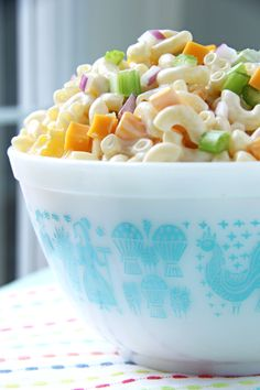 creamy cheddar macaroni salad creamy cheddar macaroni salad i used 1 1 ...