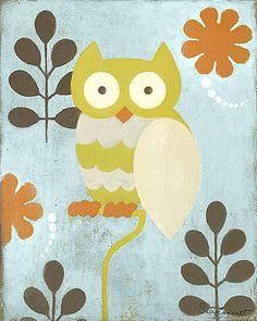 Simplified Bee®: Night Owl Gender Neutral and Modern Nursery Design