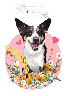 Custom pet portrait, Dog portrait, , Pet Portrait, Family gift, custom print, gift for him, Pet Gift, Best friend gift, dog print True Friends, Gifts For Friends, Gifts For Him, Best Friends, Pet Names, Dog Portraits, Family Gifts, Animals And Pets, Just For You