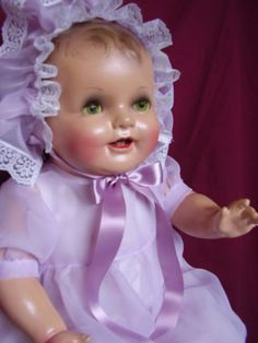 26-HUGE-COMPOSITION-BABY-DOLL-NR