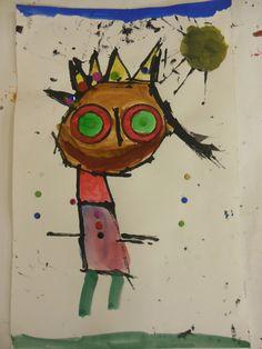 printmaking kindergarten #artwithmsk artwithmsk