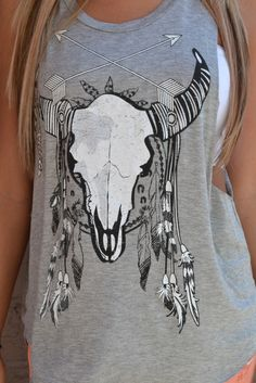 Back In The Saddle Tank $19