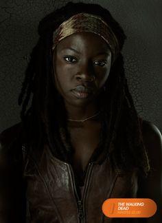 "Danai Gurira es ""Michonne"".  The Walking Dead - Martes 22.00  #TWD3ENFOX Mira contenido exclusivo en www.foxplay.com"