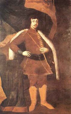 Mikołaj Zrinski spod pędzla Keresztury Desi