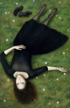 Painting by  Vladimir Dunjic Serbian Artist