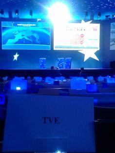 Puesto de trabajo de TVE