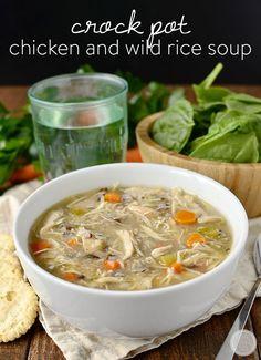 Crock Pot Chicken an