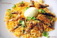 Fish Briyani - Kerala Style