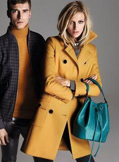 Gucci Pre Fall 2014 Campaign (Gucci)