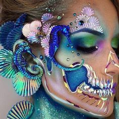WowwwAmazing  Cute Halloween ideas  By: The Skulltress - Vanessa Davis