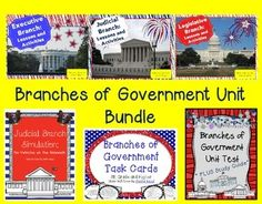 Branches of Government Unit Bundle *Six Amazing Products! 3rd Grade Social Studies, Social Studies Lesson Plans, Kindergarten Social Studies, Social Studies Notebook, Social Studies Classroom, Social Studies Activities, Teaching Social Studies, Teaching Resources, Teaching Ideas