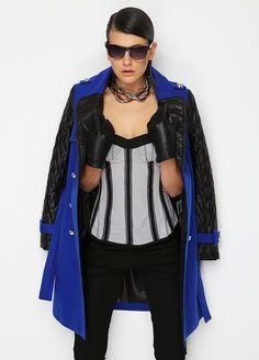 Stil Aşkı: Maskülen Kaban Markafoni'de 225,00 TL yerine 89,99 TL! Satın almak için: http://www.markafoni.com/product/4992277/ #markafoni #style #stylish #fashion #spring #summer #accessories #dress #elbise #moda #girl #model #look #photoshoot #black