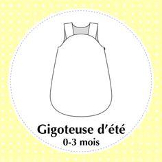 les 25 meilleures id es de la cat gorie gigoteuse d t sur pinterest poup es en tissu faites. Black Bedroom Furniture Sets. Home Design Ideas