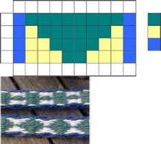 Tablet Weaving Patterns 1