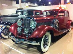Antique cars...pretty!