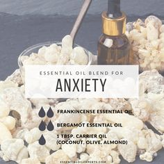 In recent years, scientific research has investigated the various effects of calming essential oils. Frankincense and bergamot are two of the most effective anti-anxiety essential oils.