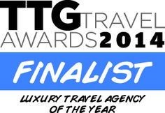 We are so thrilled to announce that Hurlingham Travel have been nominated in TTG Travel Awards 2014 for the Luxury Travel Agency of the Year category. Find out more about it: http://goo.gl/hw1MtK