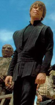 Luke Skywalker groomsman