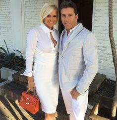 Yolanda Foster's White Shirt Dress on Instagram | Big Blonde Hair : Big Blonde Hair http://www.bigblondehair.com/real-housewives/rhobh/yolanda-fosters-white-shirt-dress-instagram/