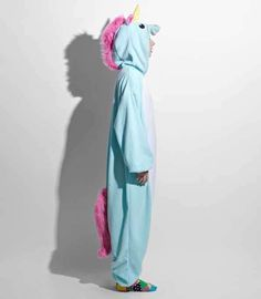 Unusual Unicorn Outfits - These Creature-Themed Adult Onesies Are Truly Magical (GALLERY)