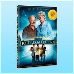 The Joulukalenteri 2DVD + Soundtrack (9,95€)