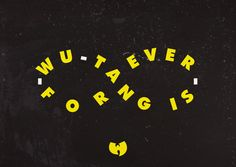 wutang is for the children