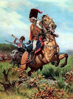 German 18th hussar regiment konig albert 2nd saxon for Depot bayreuth