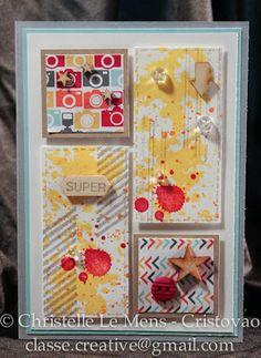 card for Maska #stampinup #card