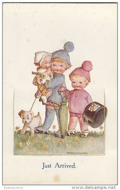 delcampe enfantys | Ab H, Williams Postcard, Williams Delcampe, Delcampe Net, Going Madge