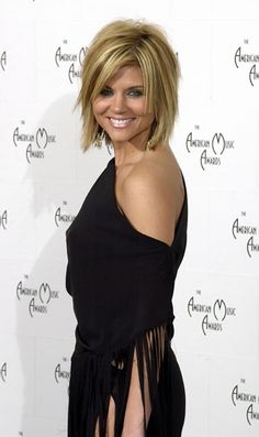 short and shaggy, if I decide to cut my long hair I would do this but never give up the double copper, lol