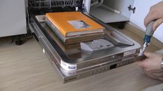 Посудомоечная машина BOSCH spv58m50. Монтаж.