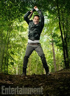 The Walking Dead images Jeffrey Dean Morgan for EW wallpaper and background…