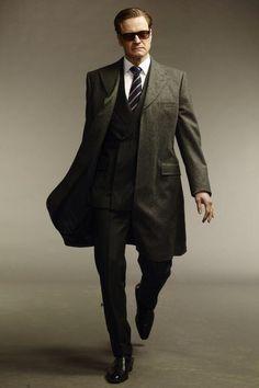Kingsman Okay, Mr Darcy still got it.