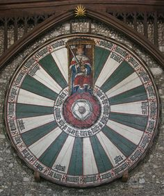 Winchester Cathedral - The Round Table