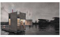 Visualización. wa_sauna por goCstudio.