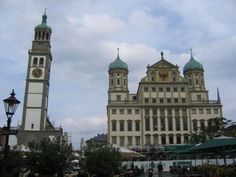 Ausburg, Germany I stayed here for 3 yrs. The most funny I had in my life.