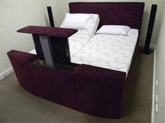 Electric Adjustable Beds For Sale Sydney, Melbourne, Brisbane & Adelaide Electric Adjustable Beds, Tv Beds, Ways To Sleep, Bed Mattress, How To Make Bed, Bed Design, Custom Made, Toddler Bed, Storage