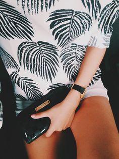 palm print.