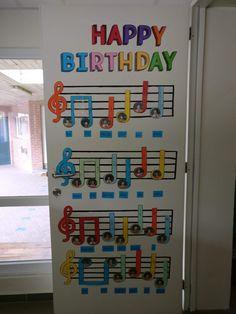 Birthday Chart Classroom, Birthday Charts, Middle School Classroom, Classroom Bulletin Boards, Kindergarten Classroom Decor, Classroom Themes, Birthday Calendar, Birthday Board, School Decorations