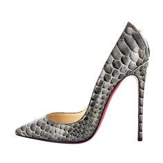 经典再创新 Christian Louboutin 2013秋冬系列鞋履 ❤ liked on Polyvore
