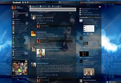Facebook Layouts – Support Team USA London Olympics 2012 FB Skins