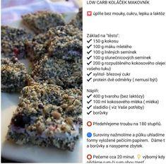 Low Carb Sweets, Recipes, Food, Kuchen, Recipies, Essen, Meals, Ripped Recipes, Yemek