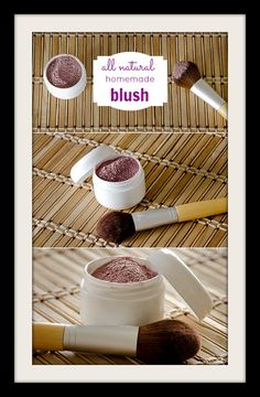 Of course I don't need to tell you why homemade blush is a good idea, right? Besides putting the power back in your hands, you avoid any nasty chemical toxins that may be commercial brands. Plus, like so many of my recipes, it's easy. Ingredients: arrowroot powder hibiscus powder (like this) cinnamon (optional) Start with ...