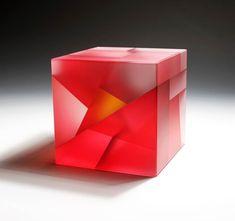 Les sculptures translucides de Jiyong Lee