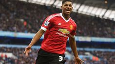 "Juan Mata believes Manchester United team-mate Marcus Rashford is ""a great player in the making."""