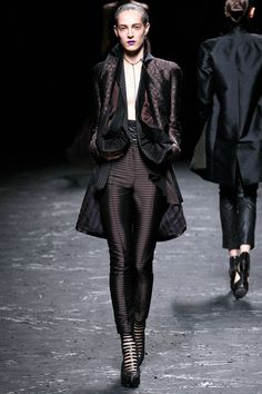 Haider Ackermann Spring 2013 RTW - Review - Fashion Week - Runway, Fashion Shows and Collections - Vogue - Vogue